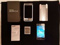 Samsung Galaxy S2 (Black - Vodafone)
