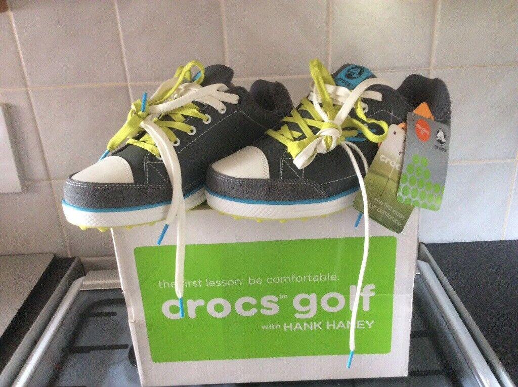 e6b7735a7e1625 Crocs spikeless golf shoes brand new