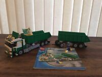 Lego City Heavy Hauler set 7998