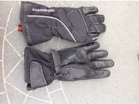 Hein Gericke motorcycle gloves