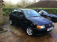 VW Polo 1.4 CL 1999 5 door with sun roof