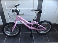 "Girls bike - Ridgeback Melody 16"" Pink"