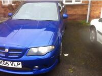 low mileage MG ZS