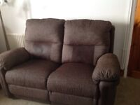 3 Piece Suite includes manual & electric recliners