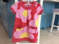 Boden cotton dress - age 3-4