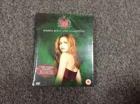Buffy the Vampire Season 7 DVD New Sealed