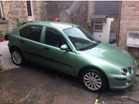 Bargain Rover 25 car; great condition FSH, MOT to end year NOT VW Polo Golf Ford Fiesta Ibiza Fabia