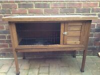 Hutch for small animal