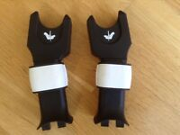 Adapters for car seat to buggy