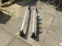 Roof bars & roof box. Only used a few times. Very good condition £150 for both or £50 bars, £100 box