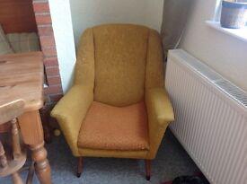Now Reduced! Retro armchair