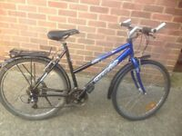 Ladies Cyclepro Mountain Bike 24 speed with large frame
