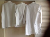 Laboratory white coats suitable for school,collage,university or any other lab work.