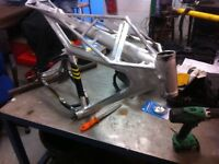 """Professional Coded """"TiG - SticK"""" - WeldinG ServiceS in BristoL"""