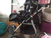 baby pram and carrycot all in one