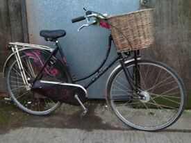 Gazelle basic ladies large upright Dutch bike