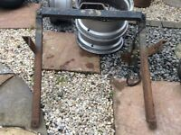 Iveco daily tow bar