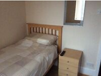 Clean freshly decorated Single room available in house share BH10 area