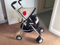 Mamas & Papas toy stroller in great condition