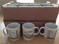 Coffee/Tea mugs - job lot of 27