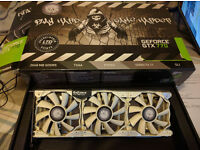 KFA2 NVIDIA GeForce GTX 770 LTD OC 2048MB GDDR5 White