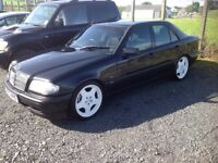 Drives well, no mot, spares or repair. 18 wheels & tyres