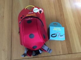 Littlelife Toddler Backpack with safety walking rein. NEW