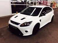 Ford Focus 1.6 Zetec Climate 3dr, RS Replica, 11 Months MOT, Free Nationwide Delivery, Finance avail