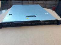Dell Power edge R410 Rackmount Server