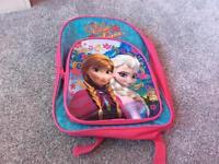 Frozen Elsa & Anna bag brand new