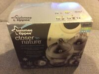Tommee tippee closer to nature starter set baby bottle