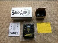 Tech21 SansAmp Classic Bass Effects Pedal