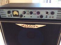 Ashdown ABM EVO 2 bass amplifier speaker