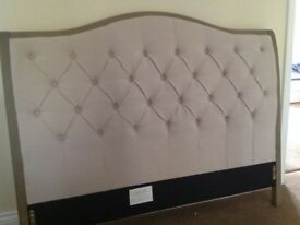 Brand new double headboard