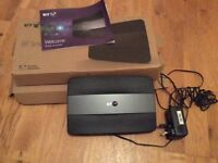 BT Smart Hub - power cable, original box and instructions included