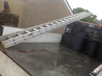 Double extension ladders
