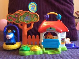 VTech toot toot doggie kennel