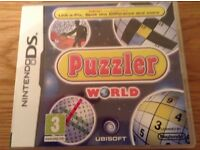 Puzzler World Nintendo DS Game
