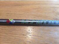 Project X HZRDUS 55g shaft. M flex 5.0 Callaway Epic fit tip.