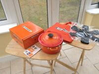 Le Creuset 24cm Casserole Dish (Brand New Never Used)