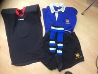 St Ives Cambridgeshire Rugby kit