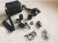 Olympus E450 DSLR Camera kit