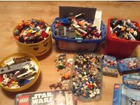 LEGO - mixed sets for sale
