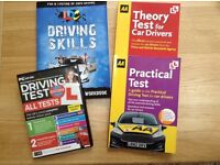 Driving test 2016 PC DVD-ROM and theory / practical test books