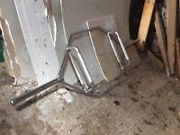 Olympic trap bar