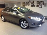 2013 Ford Focus SE 1 OWNER LOCAL TRADE!!