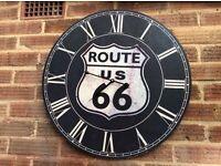 Big clock route 66