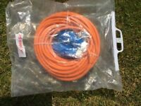 NEW 25 METRE ELECTRIC HOOK UP LEAD