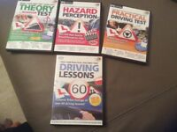 Driving test dvd's