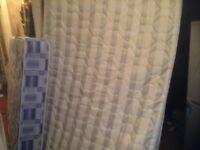 Double mattresses,excellent condition,£35.00